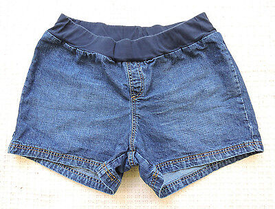 Oh Baby By Motherhood Blue Maternity Shorts Size XL