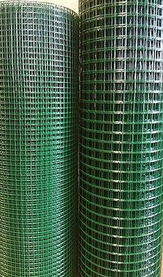 Pvc Coated Galvanized Welded Wire Mesh -  Poultry Rabbit & General Fencing Mesh