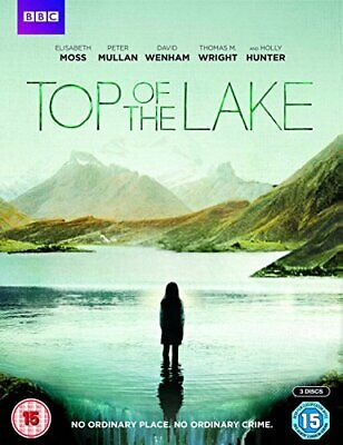 Top of the Lake [DVD] - DVD  20VG The Cheap Fast Free Post
