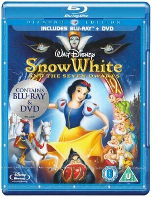 Snow White And The Seven Dwarfs Combi Pack (2 Blu-ray Discs + DVD) - DVD  LSVG