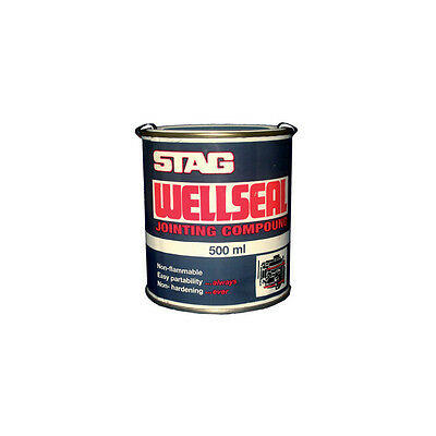 Hermetite Stag Wellseal Jointing Compound 500Ml