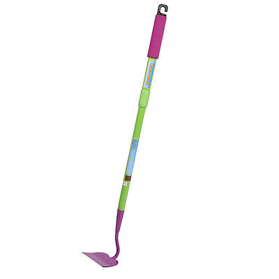 Yeomans Children's Extendable Garden Soil Hoe Tool - Telescopic Handle - 80-96cm