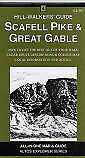 Scafell Pike and Great Gable Hillwalker's Map & Guide