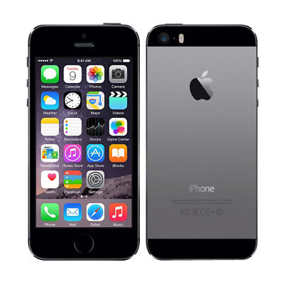Apple iPhone 5S A1533 4G LTE Handy Smartphone Ohne Vertrag 16GB 8MP Kamera Wifi