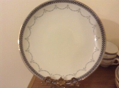 Gorgeous  Crown Staffordshire Cake / Sandwich Plate