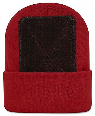 BACKSPIN Function Wear - Beanie / Headspin-Cap - OneSize - red