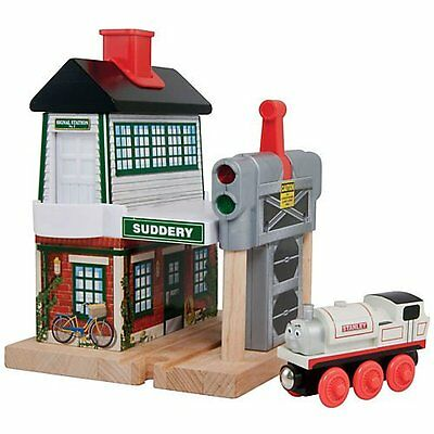 Thomas The Tank & Friends-Wooden Lights & Sounds Signal Station**new/retired**