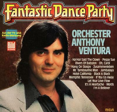 Anthony Ventura Fantastic Dance Party