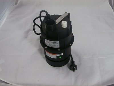 Pool Spa Air blower 900 Watts to suit Large spa with Air switch