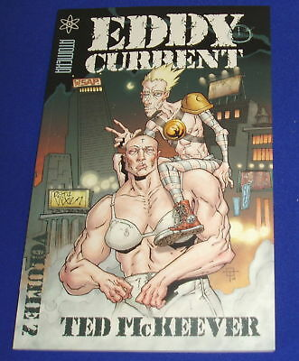 Eddy Current vol 2 Ted McKeever. 2005 paperback. new..