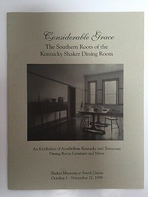 The Southern Roots Of The Kentucky Shaker Dining Room