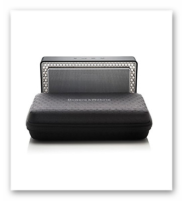 Bowers and amp  Wilkins T7 Portable Accessories Speaker Travel Case Black