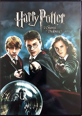 DVD Harry Potter et l'Ordre du Phenix (EX/M)