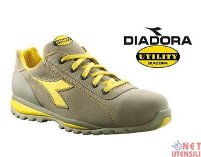 Safety Shoes Low Diadora Glove Ii Low Working Rock Lunar