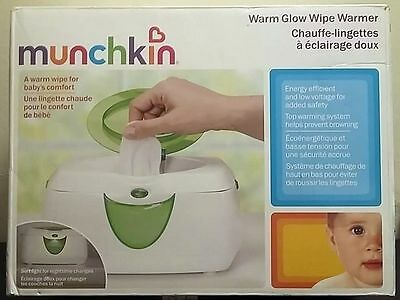 Munchkin Warm Glow Wipe Warmer: New