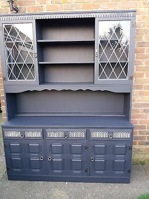 Large Stunning Upcycled Painted Dresser,Cupboards- Storage-Shelving