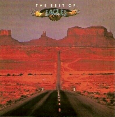 Eagles - The Best Of - Eagles CD 1RVG The Cheap Fast Free Post The Cheap Fast