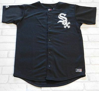 Majestic Athletic JERSEY CHICAGO WHITE SOX Juniors 12-13 Years 13-15 Years BNWT