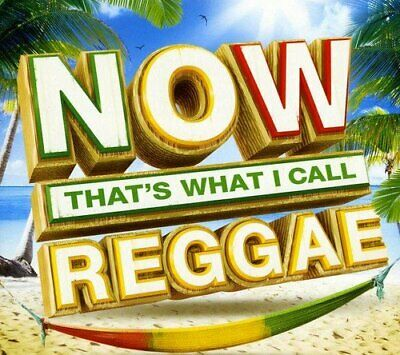 Various Artists - Now That's What I Call Reggae - Various Artists CD 4KVG The