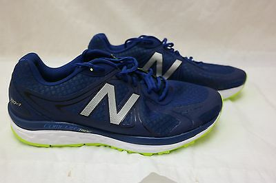 lowest price dcc91 1c7b6 NEW!! MENS NEW Balance 720 v3 Comfort Ride Running M720RN3 Blue with  Firefly I3