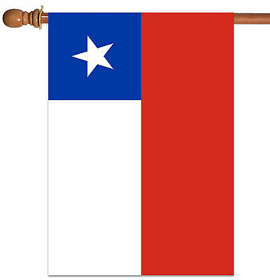 Toland Flag of Chile 28 x 40 South American Nation Country House Flag