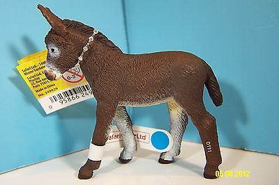 Safari LTD Farm Animals-Donkey Foal-New