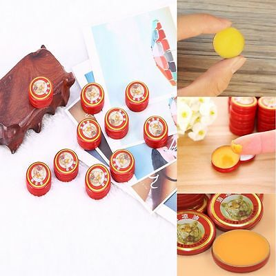 5/10pcs Tiger Balm Pain Relief Ointment Massage Red White Muscle Rub Aches