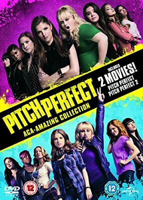 Pitch Perfect/Pitch Perfect 2 [DVD] - DVD  0YVG The Cheap Fast Free Post