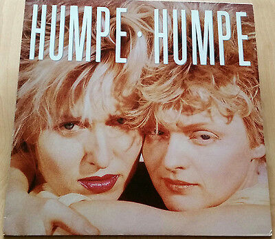 Humpe _  Humpe + OIS  --  Cover und Vinyl in near mint