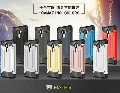Armor Rugged Hybrid Shockproof Phone Case Cover For HUAWEI Mate 9 8 Honor 8 P9