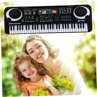 61 Key Children Electronic Digital Keyboard Electric Organ With Microphone FD