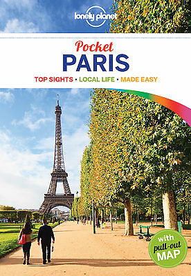 Lonely Planet Pocket Paris Travel Guide BRAND NEW 9781786572226