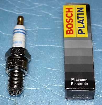 1 bougie BOSCH PLATIN W3DDP0R ( = NGK BR8EIX /DENSO IW24 )  scooter moto neuf
