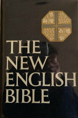 Bible: New English Bible Hardback Book The Cheap Fast Free Post