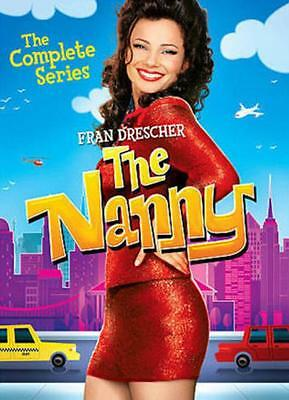 Nanny: The Complete Series Season 1 2 3 4 5 6 (DVD, 2015, 19-Disc Set)