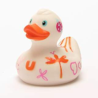 Badeente Mini Bud Duck Day Dream Quietscheentchen Quietscheenten Gummiente Ente