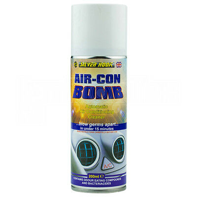 Air Con Bomb Car Air Conditioning Cleaner One Shot Purifier Freshener 200ml