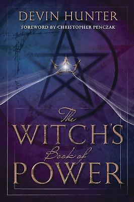 New, The Witch's Book of Power, Hunter, Devin, Book