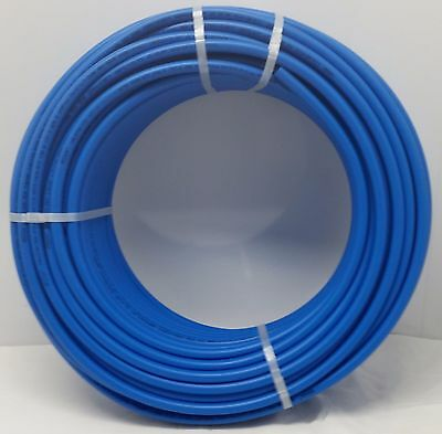 """*NEW* Certified Non Barrier 1/2"""" - 500' coil BLUE PEX- Heating and Plumbing"""