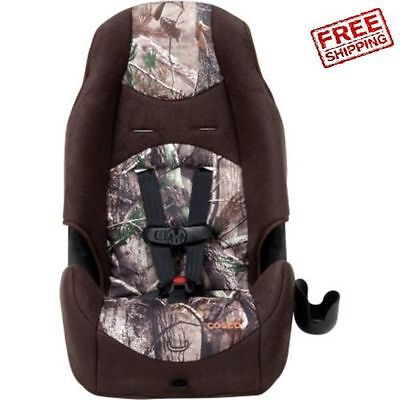 Cosco Highback 2-in-1 Booster Car Seat Realtree Ap (NEW) Baby Convertible Camo