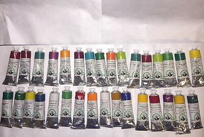 *NEW*Old Holland Classic Oil Colours ** Lot of 32 **40ml **Fast Shipping**