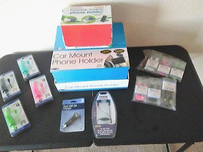 Cell Phone Accessory Lot