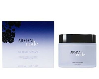 Armani CODE Crema Corporal 200ml - Body Cream