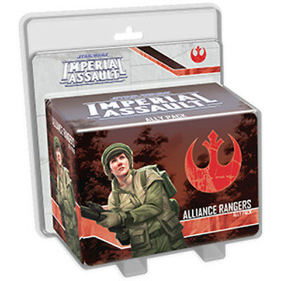 Star Wars Imperial Assault Alliance Ranger Ally Pack