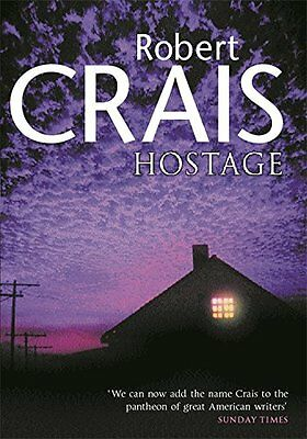 Hostage, Crais, Robert Hardback Book The Cheap Fast Free Post
