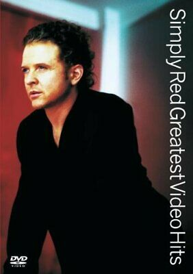 Simply Red - Greatest Video Hits (2002) [DVD] - DVD  09VG The Cheap Fast Free