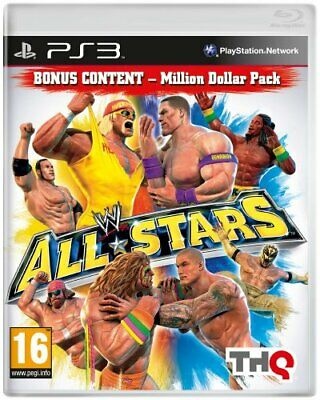 WWE All Stars - Million Dollar Pack (PS3) - Game  RCVG The Cheap Fast Free Post