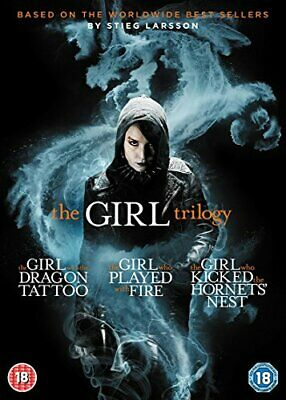 The Girl Trilogy [DVD] - DVD  CEVG The Cheap Fast Free Post