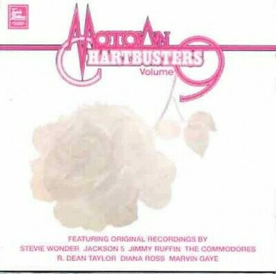 Various Artists - Motown Chartbusters Vol.9 - Various Artists CD W9VG The Cheap