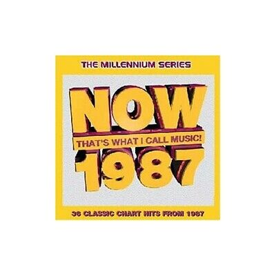 Various Artists - Now That's What I Call Music 1987... - Various Artists CD L8VG